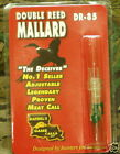 Haydel's - DR-85 Double Reed Mallard Duck Call - Their #1 Seller - Blows Wet