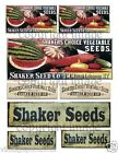 Shaker Seed Labels  - Reproduction        #510