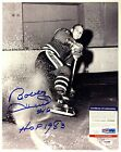 Bobby Hull Cards, Rookie Cards and Autographed Memorabilia Guide 28
