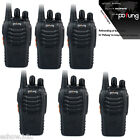 6*Pofung BF-888S UHF 400-470MHz 5W 16CH VOX Scan Monitor 2-Way Radio+Tracking#