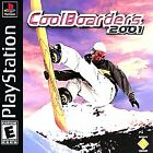 COOL BOARDERS 2001 Playstation w/manual