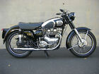 Other Makes : AJS 500 Twin 1953 AJS Model 20 500cc Twin