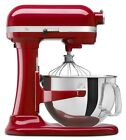 KitchenAid RKP26M1XER Pro 600 Stand Mixer 6 qt Empire Red BIG Large Capacity