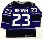 DUSTIN BROWN LOS ANGELES KINGS 2006 STYLE AUTHENTIC CCM JERSEY SIZE 48 NWOT