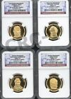 2009 S PRESIDENTIAL DOLLAR SET NGC PF70 ULTRA CAMEO