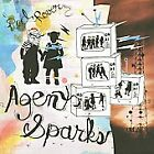 AGENT SPARKS - Red Rover  (CD 2006)   SEALED