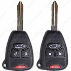 2 New Remote Head Ignition Key Keyless Entry Combo Fob Uncut for OHT692427AA