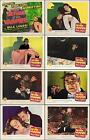 RETURN OF THE VAMPIRE BELA LUGOSI Full Set Of 8 Individual 11x14 LC Prints 1944