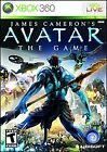 James Cameron's Avatar: The Game  Xbox 360 Game