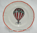 Longchamp Balloon James Sadler 1810 Bread Plate 6.25