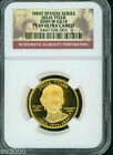 2009-W $10 PROOF GOLD COMMEMORATIVE JULIA TYLER FIRST SPOUSE NGC PR69 PF69