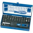 DRAPER 03108 EXPERT SECURITY TAMPER PROOF BIT SCREWDRIVER SET 42 PIECE IN CASE