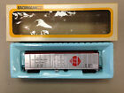 BACHMANN HO SCALE 1123 SWIFT'S PREMIUM 51 FOOT STEEL REEFER CAR MODEL TRAIN D