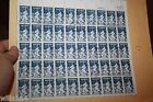 1st Day of Issue Babe Ruth 1983 Chicago IL Cancelled Sheet Stamps
