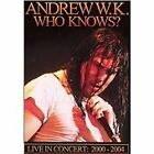 Andrew W.K. - Who Knows?