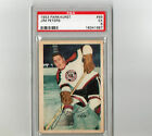 1953 - 1954 Parkhurst Jim Peters #69 PSA EX 5 1953-54 53-54 P133