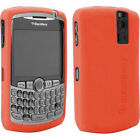 OEM Orange Gel Skin Silicon Cover Blackberry CURVE 8300 8320 8330 NEW Original