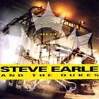 1 CENT CD Shut Up and Die Like an Aviator by Steve Earle & the Dukes AMERICANA