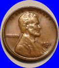 1931 S Lincoln Cent; key Date; FULL DETAIL 100% Separated WHEATLINES