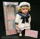 Hard To Find Limited Edition Cathay Collection Musical Vinyl Doll Fareeha Sailor