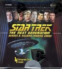 2013 STAR TREK THE NEXT GENERATION HEROES AND VILLAINS BOX LEGACY SPORTS CARDS