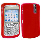 OEM Sunset Red Gel Skin Blackberry CURVE 8300 8320 8330 Original NEW
