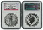 2014 P Australia Silver Kookaburra NGC MS69 One of first 2500 Struck