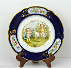 SEVRES 1846 CABINET WALL PLATE MUSEUM QUALITY