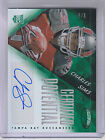 2014 Certified Potential Autographs Mirror Green #16 Charles Sims - NM-MT