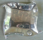 NEW SMALL TRAY DISH PEWTER GOLF DESIGN