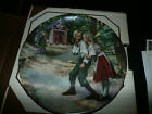 Konigszelt Bavern Collector Plate HANSEL AND GRETEL by Charles Gehm #7508M 1981