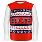 MLB Team Apparel Ugly Sweater Sweatshirt Boston Red Sox Brand NEW