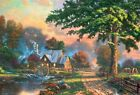 Beverly Jigsaw Puzzle 61-385 Thomas Kinkade Lovely Time (1000 Pieces)