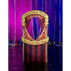 KISSING BOOTH PHOTO STAND IN * party decoration * birthday * carnival * circus