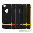 Rock Neo Hybrid Hard Bumper Soft Rubber Case Cover for Apple iPhone6 &6 Plus-USA