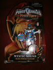 POWER RANGERS MYSTIC FORCE MYSTIC SOUND BLUE POWER RANGER