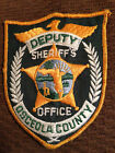 Osceola County Florida Sheriff's Office Shoulder Patch