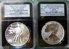 2013 American Eagle West Point Two Coin Silver Proof Set NGC PF 69 and SP 69