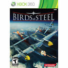 Birds of Steel (Xbox 360, 2012)   COMPLETE - Case, Manual and Game Disc