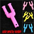 10x Mini Loom for Mix Rainbow Rubber Band Refill DIY Kids Craft Bracelet Anklet