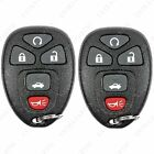 2 New Replacement Keyless Entry Remote Key Fob Clicker Alarm for 22733524