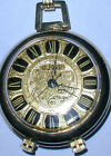 New Old Stock LeJour SWISS 17J Pendant Alarm Travel Watch Clock Wind Up