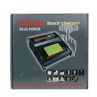 New T690AC 90W 10A AC/DC LiPo Balance Charger Touch-Screen RC Dual High Power
