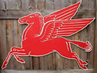 Mobil Pegasus Flying Red Horse Sign - Large 42