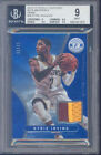 2012-13 totally certified blue materials prime #30 KYRIE IRVING 25 rookie BGS 9