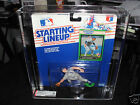 1989 SLU AFA Graded 85 Scott Fletcher Texas Rangers Kenner Starting Lineup