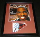 Jason Collins Signed Framed 2013 Sports Illustrated Cover Display Nets