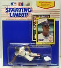 1990  ELLIS BURKS - Starting Lineup - SLU - Sports Figurine - Boston Red Sox