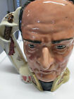 Royal Doulton Character Mug Toby Jug Collection Some Rare Signed Pick Up Only