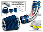 Short Ram Air intake Kit + BLUE FILTER FOR 99 03 Chevy Tracker 16L 20L L4